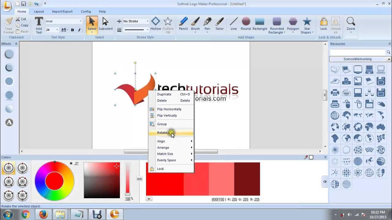 phần mềm thiết kế logo chuyên nghiệp