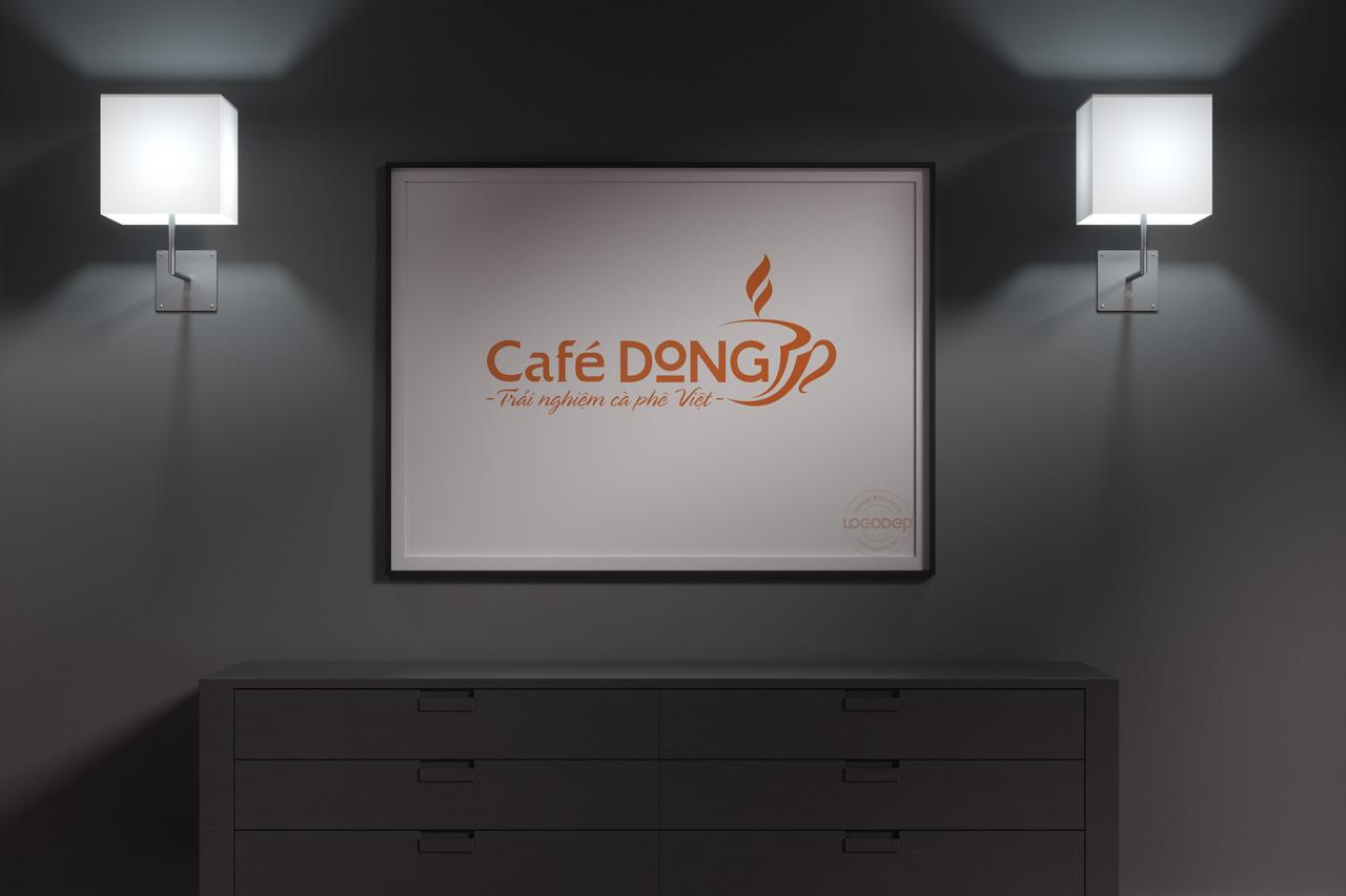 Thiết Kế Logo Thương Hiệu CAFE DONG Tại Logodep.net