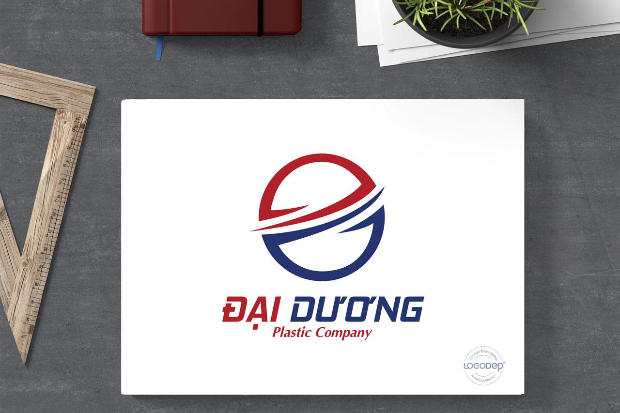 Thiết Kế Logo Thương Hiệu ĐẠI DƯƠNG Tại Logodep.net