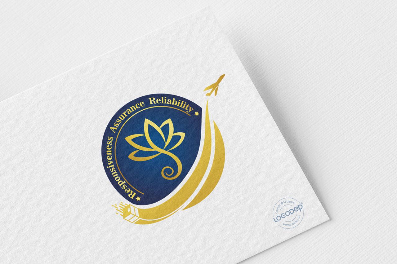 Thiết Kế Logo Thương Hiệu SEN VÀNG Tại LOGO ĐẸP
